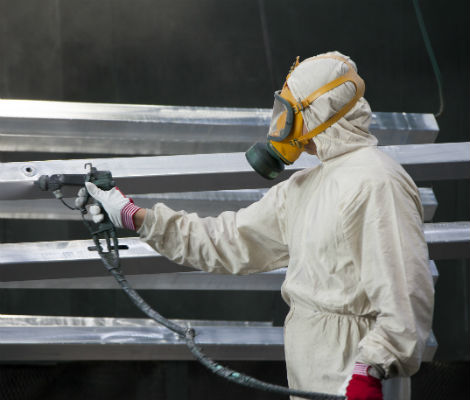 paint spraying lancashire